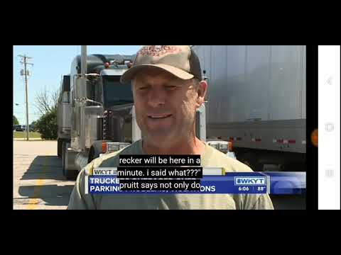 Walmart Allows R&R Management To Shakedown Truckers Of $500 Boot For Parking Overnight