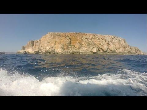 Offshore Underwater Film - Malta - GoPro Hero