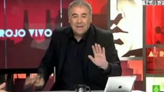Los españoles no somos gilipollas - Cayo Lara a Montrolo.