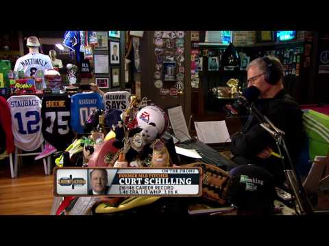 Curt Schilling on The Dan Patrick Show (Full Interview) 1/19/17