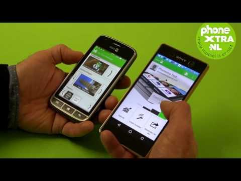 doro telefoon smartphone my doro manager app