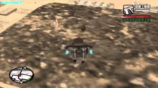 Прохождение Grand Theft Auto: San Andreas На 100% - Собираем Подковы - Часть 1