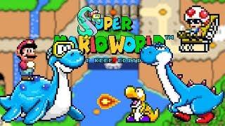 Super Mario World: Just Keef Edition [#3/#4] • Super Mario World ROM Hack (Playthrough)