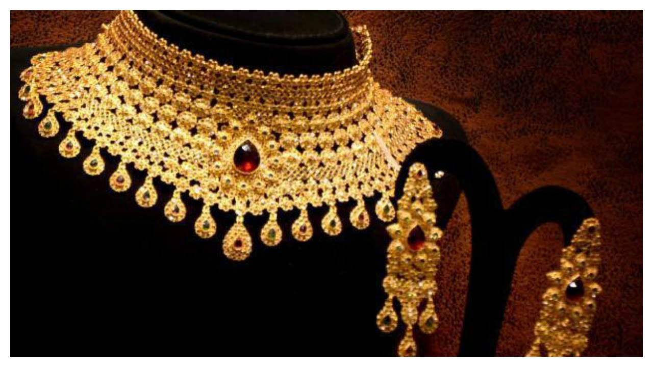 10 Exclusive Gold Jewelry Items For Tamil Brahmin Wedding From ...