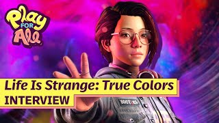 Life Is Strange: True Colors New Powers And Environment Explained | Play For All 2021