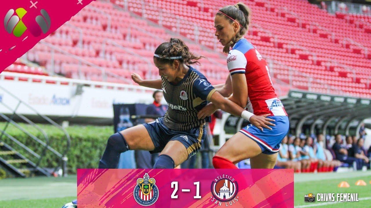 Chivas derrot 3-0 a Atltico San Luis en Guadalajara por la cuarta ...