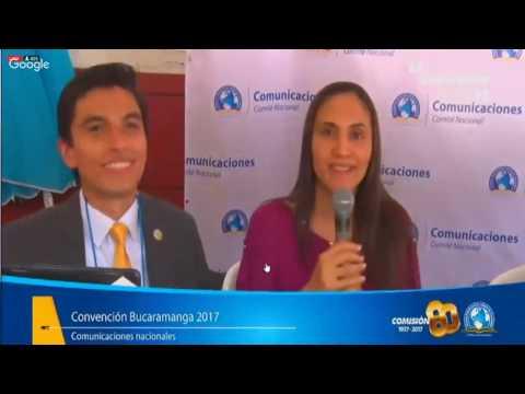 Convención IPUC Bucaramanga 2017 EN VIVO (mañana 13/04/17)