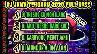 Download GAK TAHAN SAMA BASS NYAA!! DJ JAWA TETBARU 2020 FULL BASS