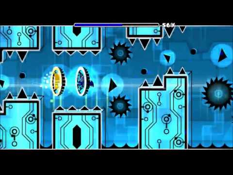 Geometry Dash - Subversive by Snowr33de (and others) (All Coins)