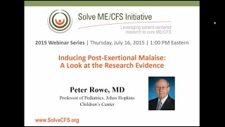 Inducing Post-Exertional Malaise in ME/CFS: A Look at the Research Evidence
