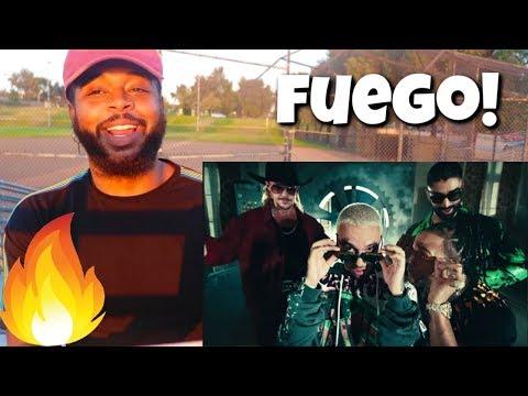 Fire 🔥   Major Lazer - Que Calor (feat. J Balvin & El Alfa) (Official Music Video)   Reaction
