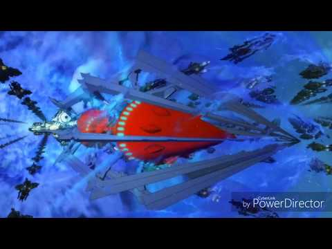 宇宙戦艦ヤマト2202 「火星絶対防衛圏の攻防」(回生篇戦闘シーンまとめ)