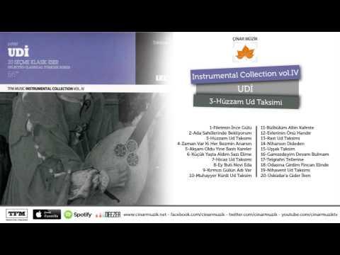 UDİ - Hüzzam Ud Taksimi (Official Lyrics Video)