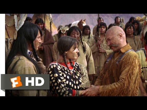 Jeremiah Johnson 37 Movie   Jeremiah Gets Married 1972 HD