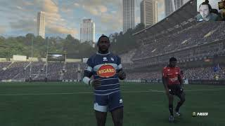 TOULON - AGEN : Rugby Challenge 3