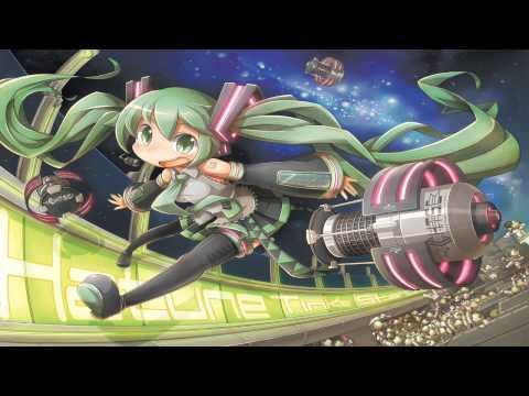 Nightcore MiKu MiKu DJ - Space Invader [S3RL - UK HardCore]