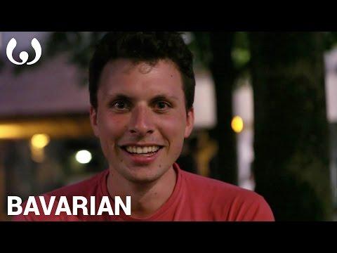 WIKITONGUES: Sebastian speaking Bavarian