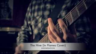INSINERATION - The Hive (In Flames Cover) DSLR Music Video