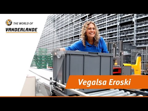 The World of Vanderlande: Vegalsa-Eroski