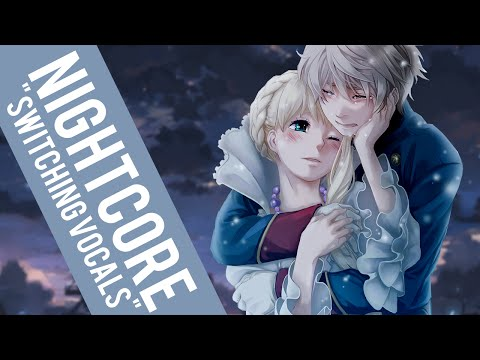 Nightcore | Daylight (Switching Vocals)