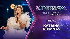 "Katrīna Dimanta ""Heart Beats"" | Supernova 2020 FINĀLS"