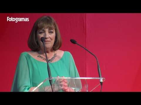 Fotogramas de Plata 2016: Carmen Maura, premio especial homenaje