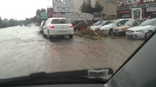 Inondation Toulon / Grand Var
