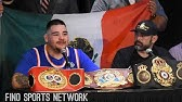 ANDY RUIZ: MOM WE DON'T HAVE TO STRUGGLE ANYMORE