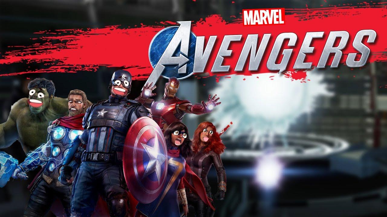 Download Marvel's Avenger - HONTEUX