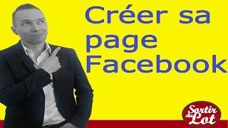 Comment créer une page facebook pro en 5 minutes ?