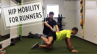 Hip Mobility Routine for Runners