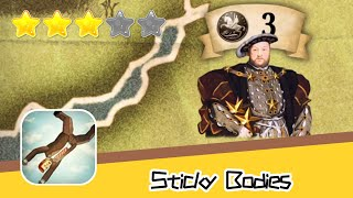 Sticky Bodies Walkthrough Tour Britain, Feed the Mouth! Recommend index three stars