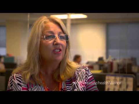 Meet Carmel - Head of Staff Service Centre - healthAlliance - Workhere New Zealand