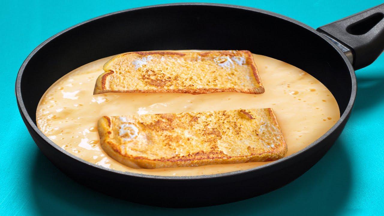 26 ไอเดียการทำอาหารเช้าง่ายๆและอร่อยด้วย || สูตรอาหารเช้าใน 5 นาที