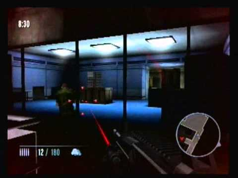 GoldenEye: Clip: Steeping My T-Bag In A Hot Cup Of Steve's Face.