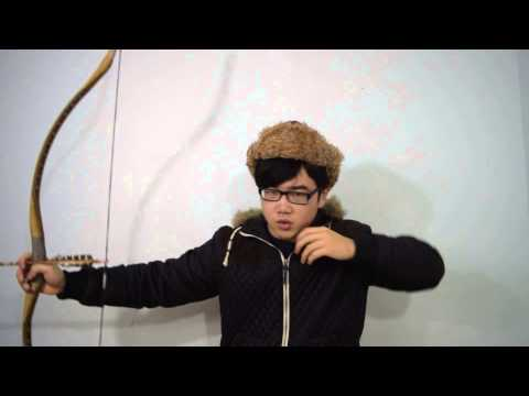 Ancient Mongolian Military Archery in the 13th century - Genghis Khan's Empire