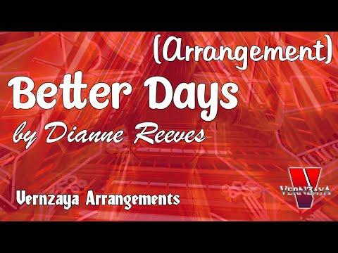 Dianne Reeves - Better Days (Karaoke)