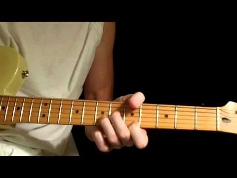 3 String Guitar Lesson Part 2 'It Ain't Over Till It's Over'