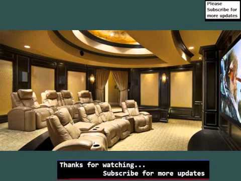 Home Theater Furniture Modern Seating