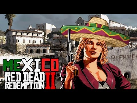Karen Jones is Probably in Mexico | Red Dead Redemption 2 thumbnail
