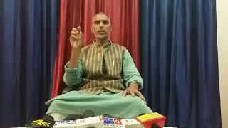 BJP muslim morcha kay gen sec. mohd ashraf mir nea diya party resign