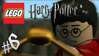 LEGO Harry Potter Years 1-4 Part 6 -Year 1 - Quidditch