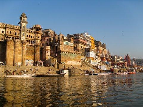 Major Religious Tourism in India, Benares, Uttar Pradesh