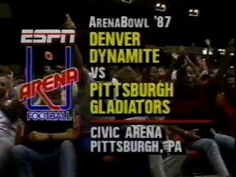 ArenaBowl 87: Denver Dynamite at Pittsburgh Gladiators