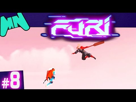 Furi | Gameplay Walkthrough Part 8: Excellence Is Pure Habit