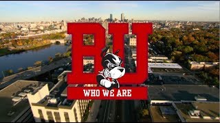 Who We Are: We are proud to be Boston University