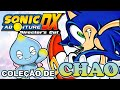Coleção de Chao no Sonic Adventure - Com Mineboy