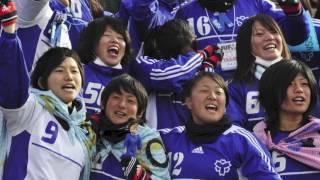 日体大女子サッカー部 2012年度 年間報告