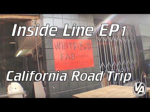 VTEC Academy Inside Line EP1 - California Road Trip