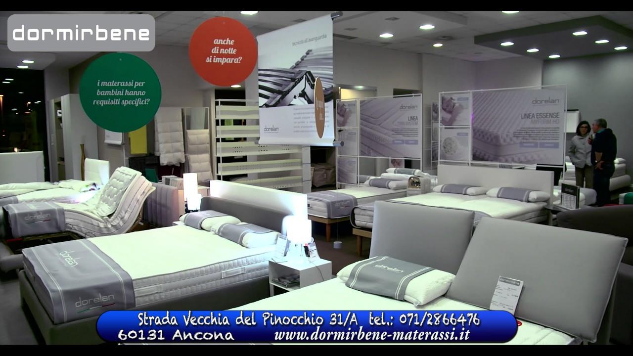 Materassi Ancona.Dormirbene Ancona 4k Youtube